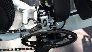 Урегулирование переключения скоростей на велосипеде